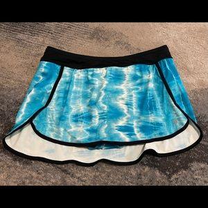 Swim By Cacique swim skirt